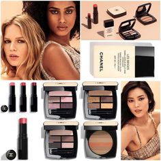 Chanel Les Beiges 2018 #chanelbeauty #chanelmakeup #beautynews photos Chanel
