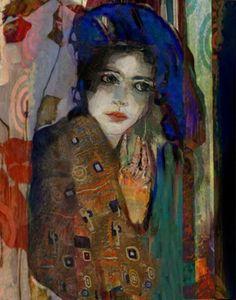 un petit air de Klimt....