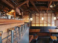 Killibanban bar por Studio Nudo, Seúl - Corea del Sur »Retail Design Blog