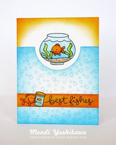 Lawn Fawn July Guest Designer ~ Summer Themed Cards