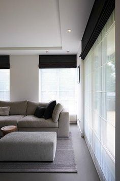 Designa Interieur   raambekleding project Laren