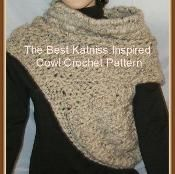 The Best Katniss Inspired Cowl - via @Craftsy