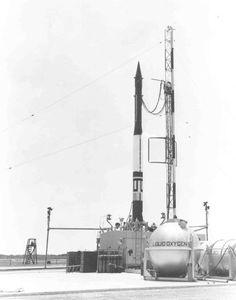 Vanguard 1 - Cape Canaveral - 17.3.1958