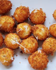 Balls Of Cheesy Goodness