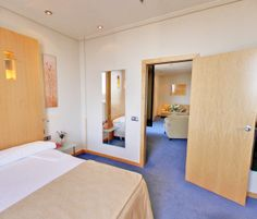 abba Madrid Hotel****S - Hotel in Madrid - Suite