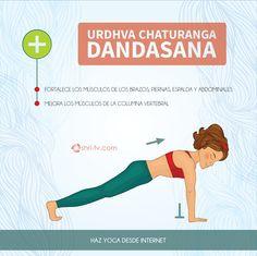 Beneficios de las posturas de Yoga
