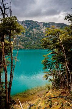 Lago Mascardi. Patagonia argentina