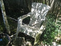 Day 119: Broken Chairs #clutter #organization