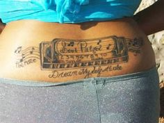 The 20 Worst Tramp Stamps