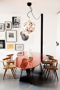 Istanbul : Néo-Baroque / L'appartement de Sefer Caglar, l'un des fondateurs du studio Autoban.