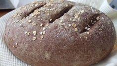 German Dark Rye Bread Recipe, German Bread, Jewish Rye Bread, Rye Bread Recipes, Bread Machine Recipes, Dark Rye Bread Machine Recipe, Homemade Rye Bread, How To Make Bread, Gastronomia