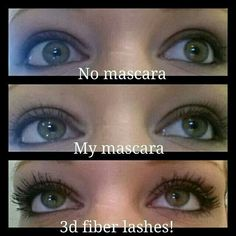 www.youniqueproducts.com / JessicaBrockman #lashes #bestmascara #makeup