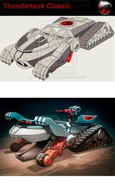 Thundertank Classic