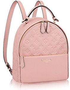 073747852159 Louis Vuitton MONOGRAM EMPREINTE 2017-18AW Louis Vuitton Monoglam Plain  Leather Backpacks SORBONNE (M44248, M44015, M44019, M44016)