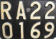 ITALY  RA = RAVENNA  1955