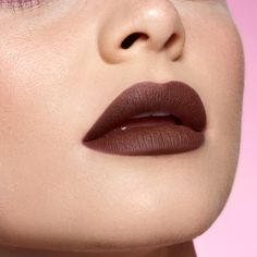 Huda Beauty Lip, Lip Contouring, Lip Pencil, Matte Lips, Makeup, Make Up, Lip Lining, Crayon Lipstick, Beauty Makeup