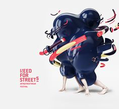 Need for Street on Behance