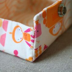 Super cute & easy beginners project