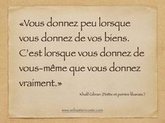 Khalil Gibran Citations, Plus Belle Citation, French Quotes, Live Love, Tattoo Quotes, Inspirational Quotes, Wisdom, Messages, Words