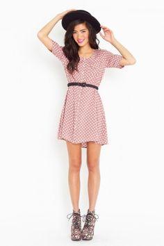 Can't get enough of fun dresses like this