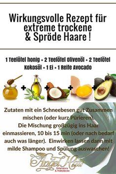 Avocadoöl- hat Omega3 Fettsäuren und Antioxidantien Kokosöl – enthält Protein, Vitamin E und Fettsäuren Arganöl - Enthält essentielle Fettsäuren und Vitamin E. perfekt als Feuchtigkeitsspender . Olivenöl – Reich an Antioxidanten. Ideal für trockene Haut und Ekzeme Rizinusöl (Castor oil )– fördert Haarwachstum. Ideal für Krauseshaar Teebaumöl- Hat natürliche antibakterielle Eigenschaften und gut gegen Schuppen und Juckreiz Lavendelöl - Hilft gegen brüchige Haare und Schuppen Rosmarin -Gut für…