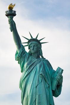 Statue of liberty Statue Of Liberty Tattoo, Bae, Gustave Eiffel, Liberty Island, New York Harbor, French Sculptor, Futuristic Architecture, Graphic Design Illustration, New York City