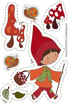 lutin d'automne fall