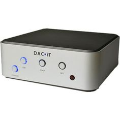 Peachtree Audio DAC IT   Digital Analog Converter (DAC)