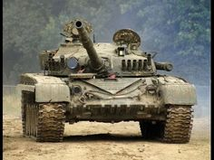 The T-72 main battle tank has served the Russian military well over the the years.