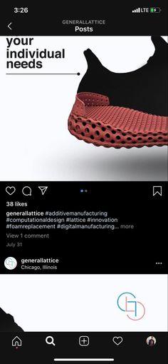 Sneaker Release, Illinois, Innovation