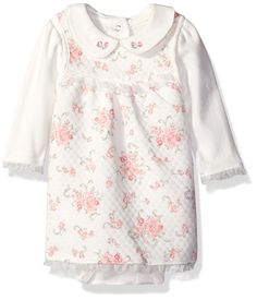 Amazon.com: Little Me Baby Girls' 2 Piece Jumper Set: Clothing