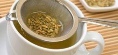 Receta de té de hinojo para vientre desinflamado - Vida Lúcida