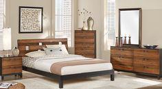 Light Wood King Bedroom Sets: Pine, Oak, Beige, Cream, etc