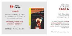 opinión-debate: Presentación Libro - Santiago Molina en Zaragoza