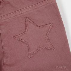 Pitillo rosa para niña de Babe & Tess. #girl #trousers #fashion #NeroliByNagore #SS14 #BabeAndTess