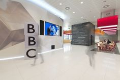 BBC New Broadcasting House in London by MacCormac Jamieson Prichard + Sheppard Robson