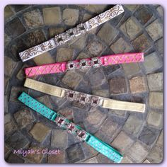 Rhinestone Headbands Boho Rhinestone Headband by MiyahsCloset, $16.88