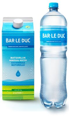 New Logo and Packaging for Bar-le-Duc by Matters Most