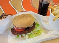 XOND - Bio Fast Food in Stuttgart auf der Durchreise