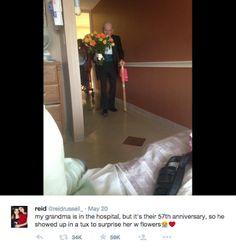 Tutto può l'Amore: Smocking, fiori e cioccolatini e va in ospedale da...