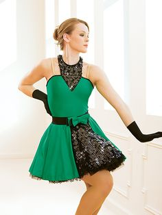 Emerald City | Revolution Dancewear
