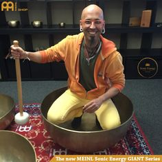 MEINL Sonic Energy presents the new Singing Bowls from the giant series. Available from our meinlshop in about four weeks. Pre-orders are possible. #meinlshop #meinlsonicenergy #sonicenergy #klangschale #klangschalen #singingbowl #singingbowls #giant #giantbowls #therapy #relaxation #relax #klangtherapie