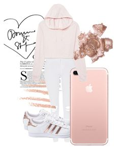 """""""#schoolday"""" by krgarcia46 on Polyvore featuring Topshop, adidas and By Terry"""