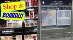 BOARDING MY FLIGHT   SHOPPING AT AIRPORT   India Visit Vlogs