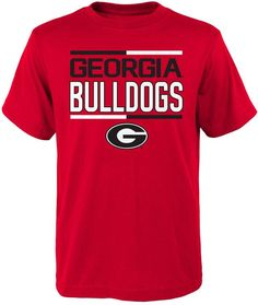 Boys 4-18 Georgia Bulldogs Density Tee 9beaf101d