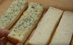 Zobrala len lacný toastový chlieb a nožnice: Kto cez víkend čaká návštevu, tento nápad vyváži zlatom - už žiadne studené chlebíčky! Toast, Dairy, Bread, Cheese, Food, Lasagna, Meal, Essen, Hoods