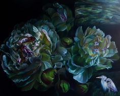 time painting by marcella kaspar | Artodyssey: Marcella Kaspar
