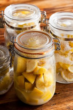 salt lemon - use for cooking condiment
