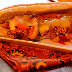 Feed Your Soul: Chicken Philly Cheesesteak