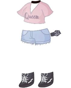 Gacha life outfit - Sticker by Drawing Anime Clothes, Manga Clothes, Dress Drawing, Kawaii Clothes, Clothing Sketches, Fashion Sketches, Club Outfits, Girl Outfits, Chibi Eyes
